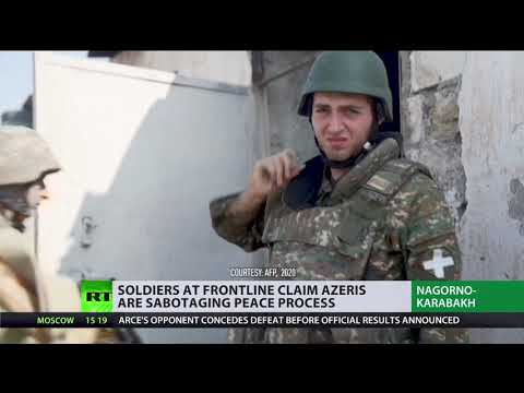Nagorno-Karabakh hostilities | Second truce at risk of collapse