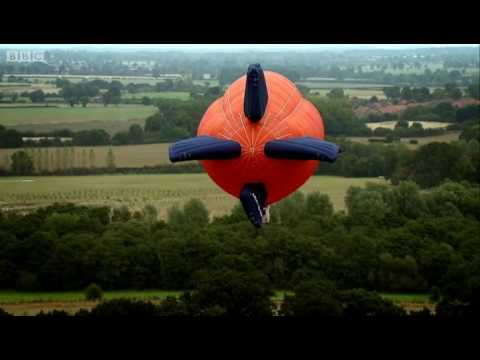 Airship Carvanning – Top Gear – BBC