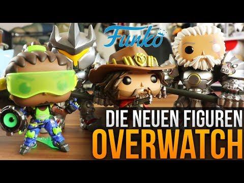 Funko Pop: Die neuen Overwatch-Figuren (die beiden Reinhardts)