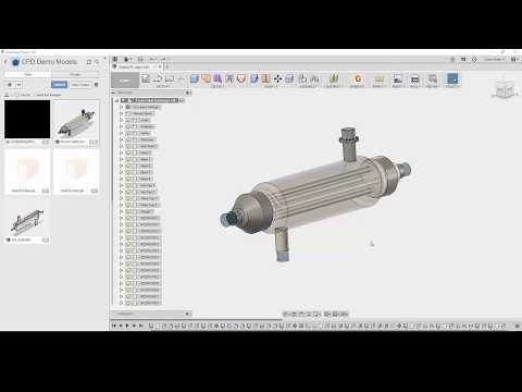 CFD 2019 Release - Now Includes Fusion 360