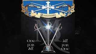 Jean-Marie RIVESINTHE - Musketeers (One for All, All for One)