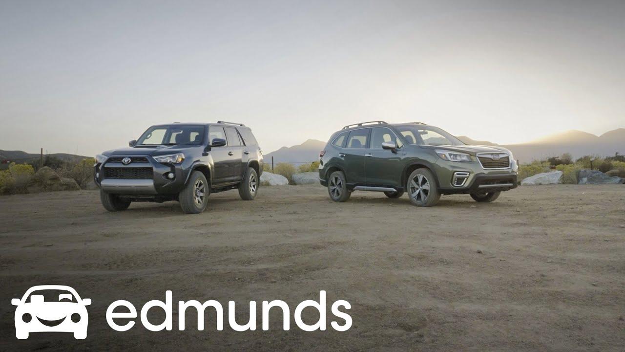 2019 Subaru Forester Suv 3 Small Edmunds Rating
