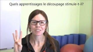 Ergothérapie: Questions et réponses sur le découpage
