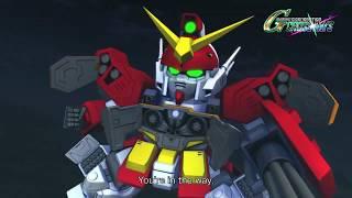 videó SD Gundam G Generation Cross Rays