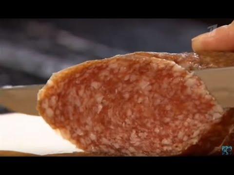 Среда обитания - Дело пахнет колбасой. Их колбаса только из мяса? Отдали колбасу на дегустацию львам
