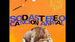 Soda Stereo - Canción Animal [Album: Canción Animal - 1990] [HD]