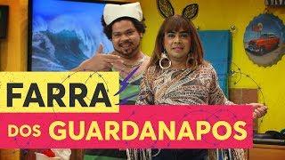 Farra dos Guardanapos | Xuxeta + Tonhão | Diário do Xilindró | Humor Multishow