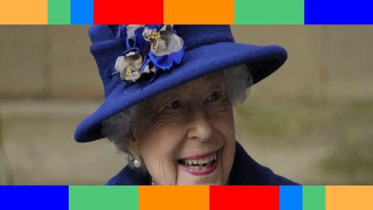 Elizabeth II fine gastronome cette limace qui n'était pas du tout à son goût…