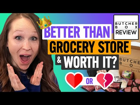 🥩 ButcherBox Review 2020: Unboxing & Meats (Taste Test)