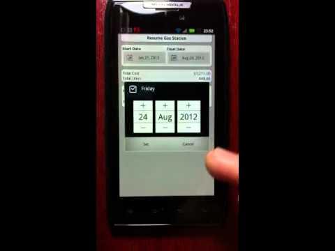 Drivvo - Zarządzanie pojazdami wideo
