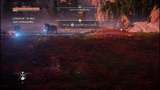 Horizon Zero Dawn™: Complete Edition gamplay