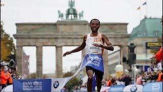 Berlin Marathon 2019 - Full Race (English Commentary)