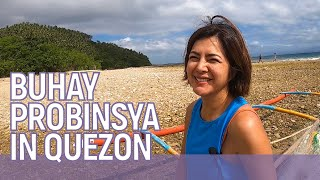 BUHAY PROBINSYA in QUEZON // Alice Dixson