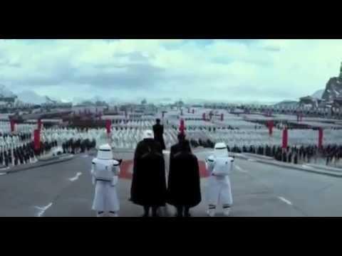 更多衝擊場面公開!《星際大戰七部曲:原力覺醒》第二波前導預告公開!