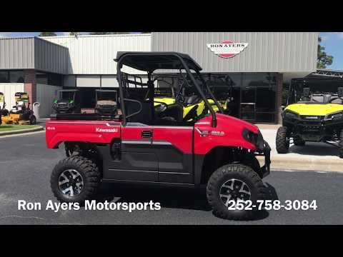 2019 Kawasaki Mule PRO-MX EPS LE in Greenville, North Carolina - Video 1