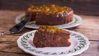 Nigella Lawson's Date and Marmalade Christmas Cake