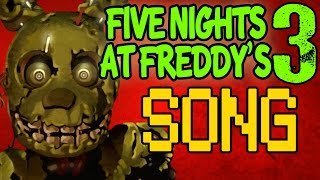 """Five Nights At Freddy's 3 Song """"Follow Me"""" FNAF Official Lyric Video"""