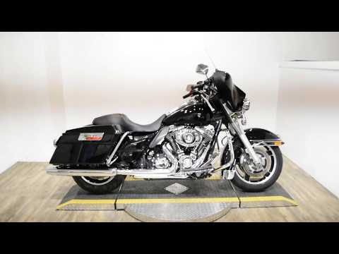 2013 Harley-Davidson Police Electra Glide® in Wauconda, Illinois - Video 1