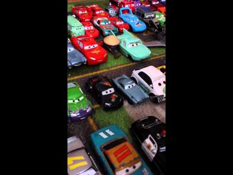 Disney Pixar Cars And Cars 2 Diecast Collection