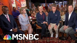 President Donald Trump Tweets Make Life Harder For GOP Candidates | Morning Joe | MSNBC
