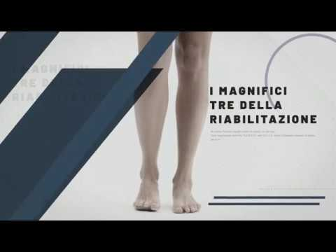 Un massaggio dal video osteocondrosi