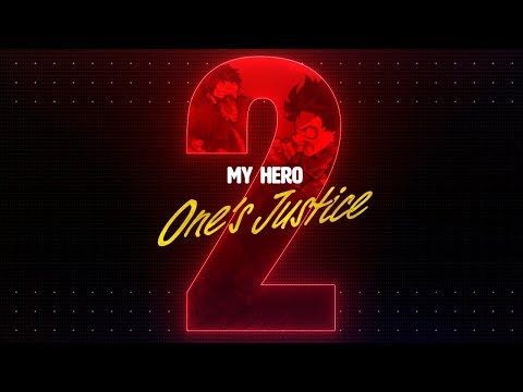 Teaser Trailer de My Hero One's Justice 2
