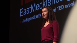 Defeating Apathy | Joanna Rose | TEDxEastMecklenburgHighSchool