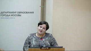 1598 школа ВАО рейтинг 124 Поддубская КИ учитель не аттестована ДОгМ 31.10.2017