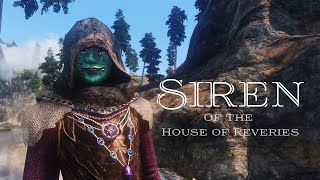 Siren of the House of Reveries - Early Voicework - New Intro Sample