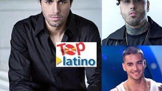 Top 100 Latino Todo 2016 hasta 3er. Trimestre