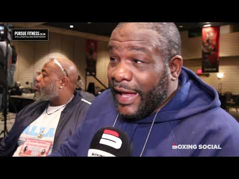 RIDDICK BOWE ON LENNOX LEWIS REGRETS, EVANDER HOLYFIELD, MIKE TYSON, EDDIE FUTCH & WILDER-FURY