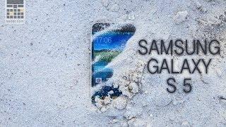 Samsung Galaxy S 5 - Обзор и технические характеристики смартфона - keddr.com