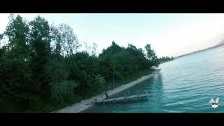 Cinematic lake FPV - Bavarian edition