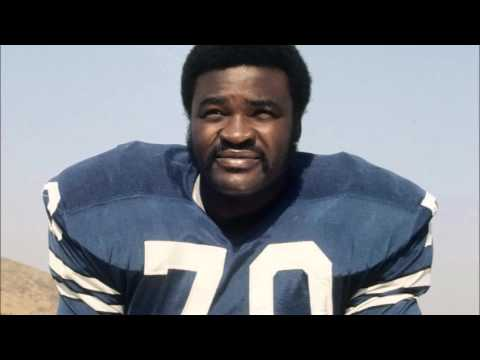 Cowboys great Rayfield Wright remembers his 1st NFL start