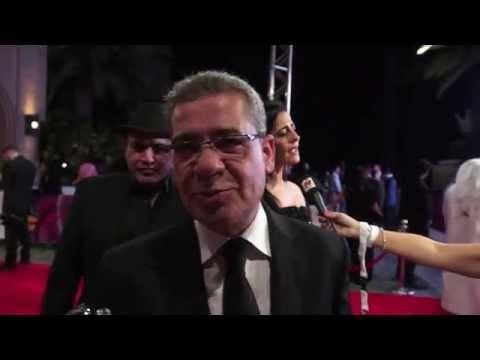 مصطفى الأغا لـ FilFan.com: لهذا السبب حضرت مهرجان دبي السينمائي