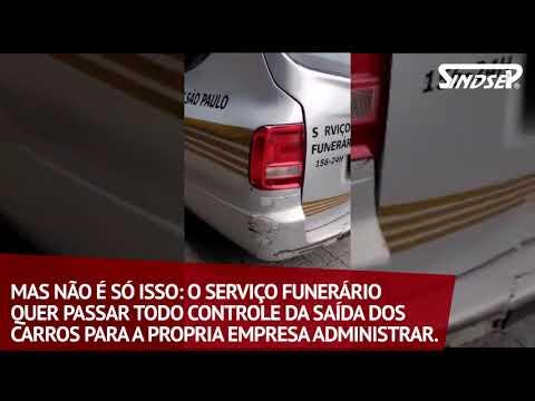 DENÚNCIA: Serviço Funerário renova contrato milionário com frota terceirizada de carros capengas