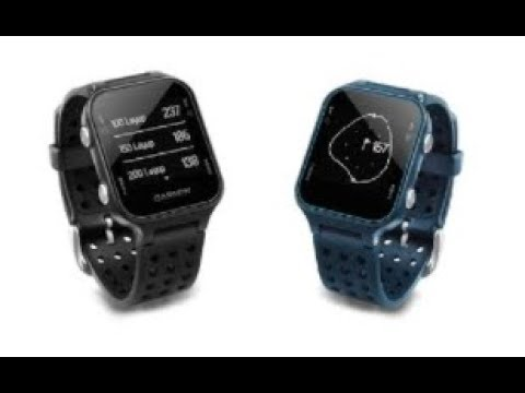 GARMIN S20 reviewed by Mark Crossfield for GolfOnline