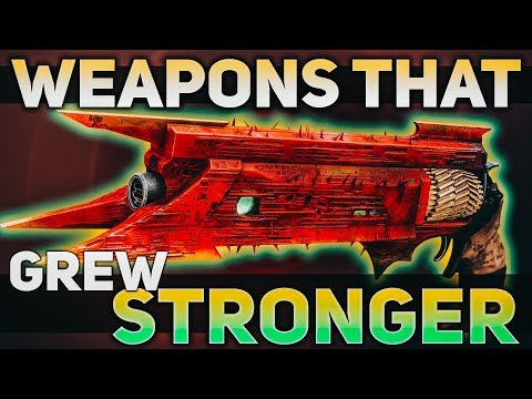 Weapons that grew STRONGER in Shadowkeep (Indirectly and Directly) | Destiny 2 Shadowkeep