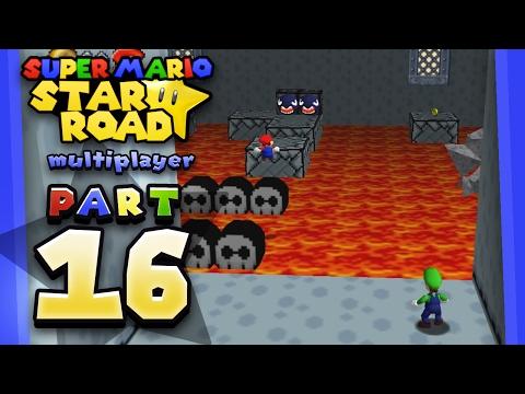 Super Mario Star Road: Multiplayer - Part #16