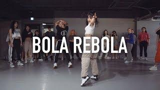 Bola Rebola - Tropkillaz, J Balvin, Anitta ft. MC Zaac / Minny Park Choreography