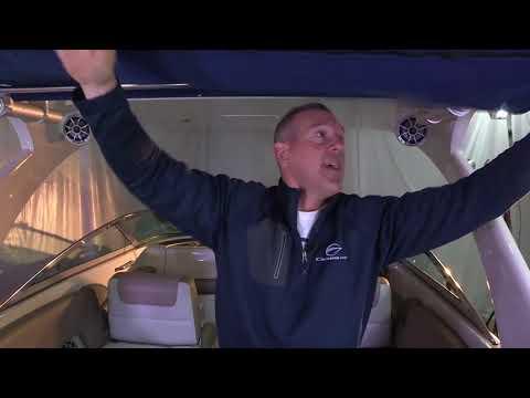 Crownline E305 XS video