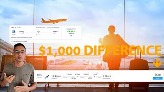 How To Find Cheap Flights For 2021 || Save $1K On Your Next Flight