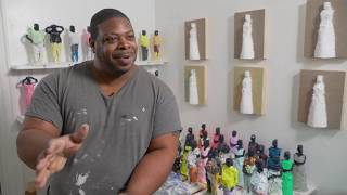 Studio Visit: Lavaughan Jenkins | Institute Of Contemporary Art/Boston