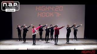 하이포투엔티(HIGH4 20)-Hook가(HookGA) 안무 영상(Choreography Video)