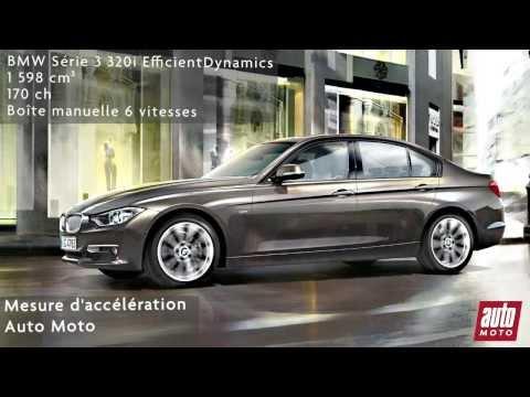 BMW Série 3 320i EfficientDynamics