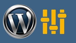 Меняем дизайн темы WordPress без знания кода