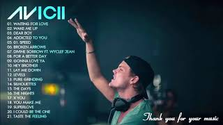 Avicii Tribute Mix 2018