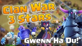 3 Star Clan War Strategies From Clan Gwenn Ha Du! | Clash of Clans