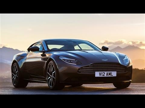 Aston Martin's New DB11: An Inside Look