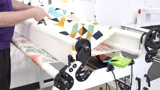 How To Use A Longarm Quilting Machine | Stitchhouse Dallas